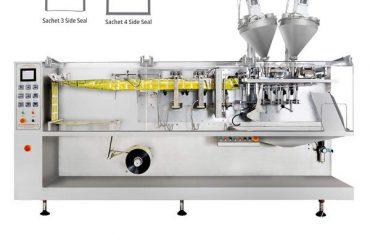 30g pluhur qese formë horizontale mbushur dhe vulën makine paketimit