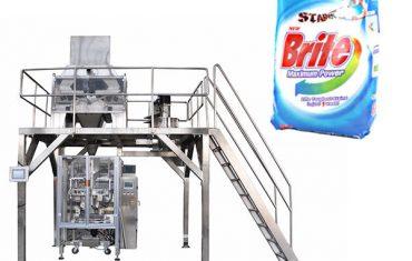 4 kreu letre lineare pastrues larje pluhur paketim makine