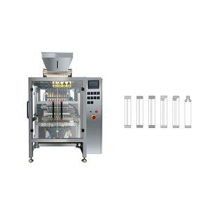 8 Line Multi Linjë qese paketimi Stick Sheqeri Machine