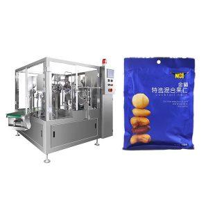 Mbushja automatike nënshkrimin e makinerive të paketimit për pluhur të ngurtë ose të ngurta