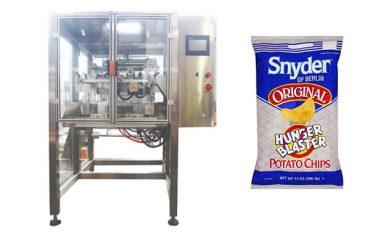 lëvizje të vazhdueshme vertikale rostiçeri ushqim granula paketim makine