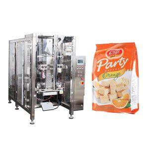 Paketimi i Plotë Automatik i Ushqimit me Qese Verifikuese