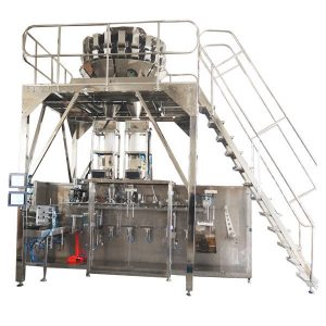 Makinë paketimi horizontale me parapagesë për granula