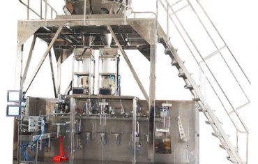 makine paketimi horizontale para-bërë me peshore shumëhead