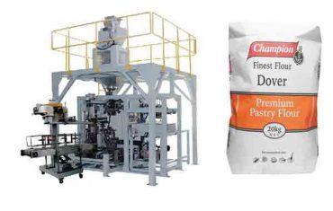 makine automatike qese për paketim 20kg miell