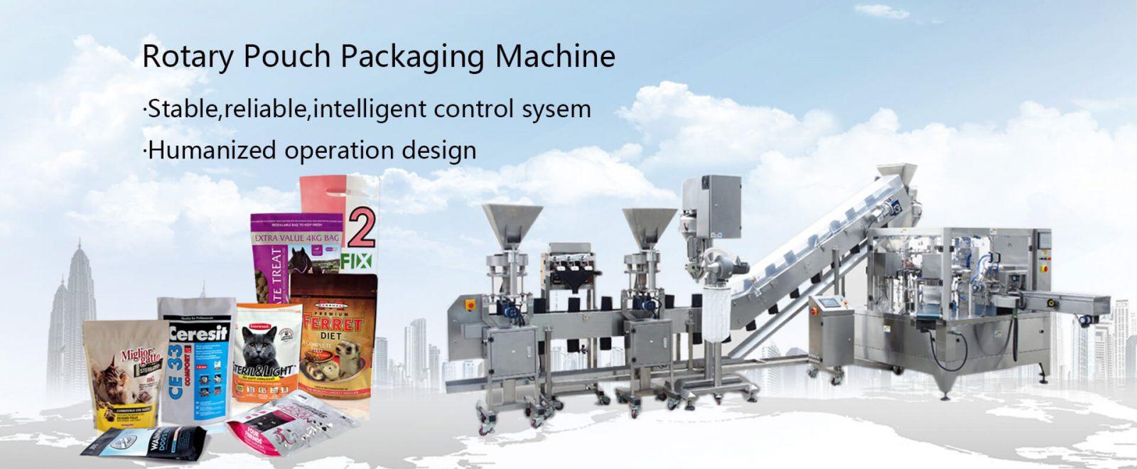 Makineri për paketim të rrotës
