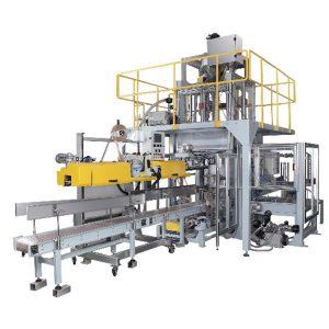 ZTCP-50P Njësia e paketimit automatik të qeseve të pluhurit